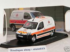 PEUGEOT PARTNER PROTECTION CIVILE DE PARIS ELIGOR 1/43 Ref 101572