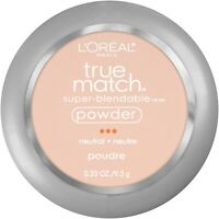 L'Oreal Paris True Match Super-Blendable Powder CHOOSE YOUR SHADE