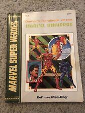 MARVEL - Gamers Handbook Of The Marvel Universe MU2 Vol 2 Eel Thru Mad Dog