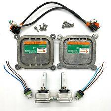 2x OEM Ford Mustang Flex F150 Explorer Xenon Ballast & D3S Bulb Kit Control Unit