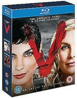 V Temporadas 1A 2 Colección Completa Blu-Ray Nuevo Blu-Ray (1000226488)