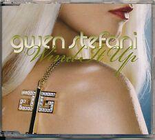 Gwen Stefani Wind it Up cd single 2 track