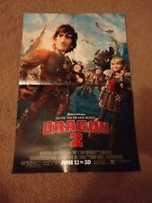 How To Train Your Dragon 2 - Two Sided Movie POSTER