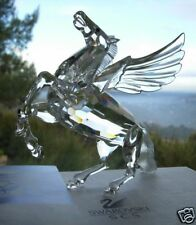 SWAROVSKI SILVER CRYSTAL 1998 ANNUAL ED PEGASUS 216327 MINT IN BOX