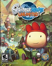 Scribblenauts Unlimited PC [Steam Key] No Disc/Box, Region Free