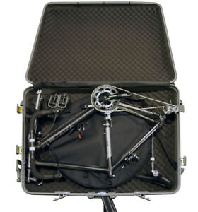 BIKE TRAVEL FRAME WHEEL BAG cycle bicycle box case