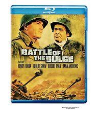 BATTLE OF THE BULGE (1965 Henry Fonda)  -  Blu Ray - Sealed Region free