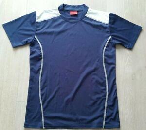 WIGU Funktionsshirt Trainingstrikot Laufshirt M Made IN GERMANY Fitness Fußball