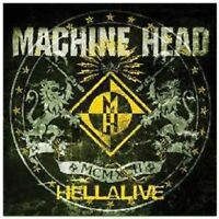 """MACHINE HEAD """"HELLALIVE"""" CD NEU"""