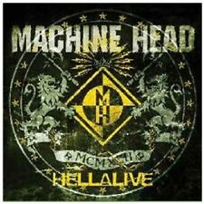 "MACHINE HEAD ""HELLALIVE"" CD NEU"