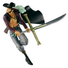 ONE PIECE - SCultures World 3 Dracule Mihawk Pvc Figure Banpresto