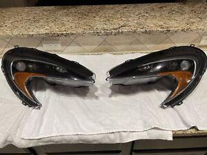 McLaren 650 650S Headlight Set  Nice
