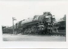 HH425 RP 1940s? C&O CHESAPEAKE & OHIO RAILROAD TRAIN ENGINE #545
