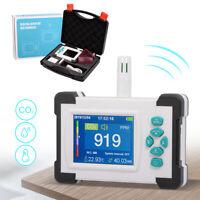 Digital Carbon Dioxide Detector Public CO2 Meter Gas Analyzer Meter Logger USB