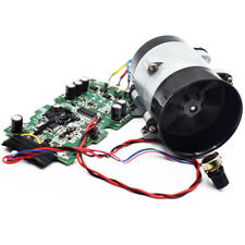 Electric turbine power Turbo Nitrous charger Boost Air Intake Fan With Control