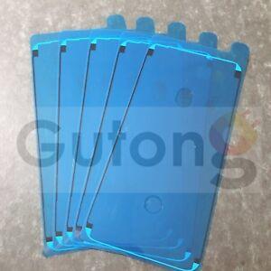 5xiphone 6S plus LCD Dispaly Rahmen Kleber Dichtung Wasser Klebefolie weiss weiß