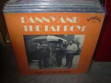 DANNY & THE FAT BOY american music ( rock ) aladdin