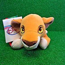 """NEW Disney Store Exclusive Mini Bean Bag KIARA 8"""" Lion King Toy - FREE Shipping"""