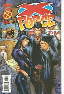 °X-FORCE #65 LOWER EAST SIDE STORY° US Marvel 1997