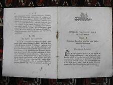Dissertatio Juris Publici Inauguralis - Lodolff Württemberg Grotius Heineccii