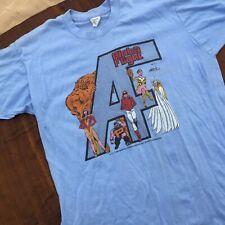 Alpha Flight Marvel Comics Vintage T-Shirt John Byrne Art 1985 Vintage