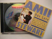 "AMII STEWART ""ONE LOVE"" - CD"