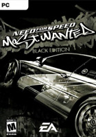 Need for Speed: Most Wanted Black Edition for PC, 2005 /Instant Delivery/
