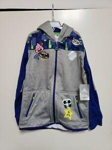 Disney Wreck It Ralph Life Won Kids Size 9/10 Hoodie Sweater