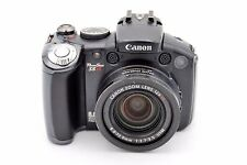 Canon PowerShot S5 IS 8.0 MP Digital Camera - Black