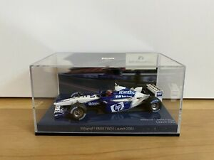 Williams BMW FW24 #3 / F1 2003 Launch version / J.P. Montoya / Minichamps / 1:43