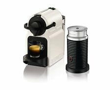KRUPS NESPRESSO INISSIA COFFEE MACHINE & AEROCCINO3 WHITE EX-DISPLAY - WARRANTY