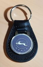 Chevrolet Impala Schlüsselanhänger Logo Leder - Maße Emblem 30mm