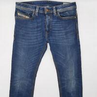 Diesel Thanaz Wash 0RJ06_Stretch W31 L32 blau Slim Skinny Herren Denim Jeans VTG