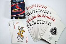 ST.LOUIS CARDINALS Officially Licensed MLB GOOD STUFF Playing Cards