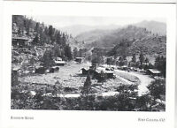 "*Postcard-""Rainbow Ridge"" (Replaced by Pone Vu Lodge) *Fort Collins, Co. (#168)"
