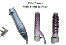 Vidal Sasson VS119 Hair Multi Air Styler & Hydrator Curler & Straightening-1200W