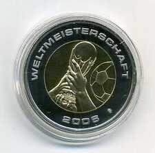 Medaille Fußballweltmeisterschaft WM 2006 Europameisterschaft EM 2008 M_729