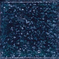 "75 3/4"" Prussion Blue Vitreous Glass Mosaic Tiles"