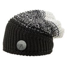 Eisbär Mütze Damen Fabienne OS Mütze, Beanie, Farbverlauf - Schwarz/Weiß