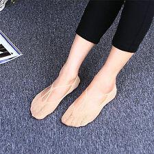 Women Girls Lace Cross Invisible Socks Low Cut Ankle Casual Socks Boat Socks TS