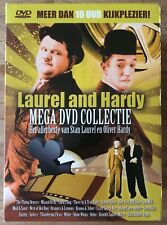LAUREL AND HARDY - MEGA DVD COLLECTIE - 6 DVD BOX