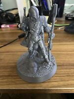 Star Wars The Mandalorian  3D Printed Figure