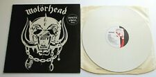 Motorhead - Motorhead UK 1978 Chiswick Records White Vinyl LP