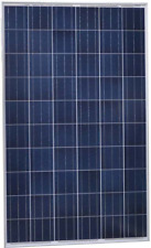 Panneau solaire photovoltaique 270W poly MADE IN EUROPE