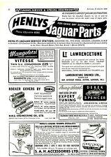 1963 HRG Alloy Rocker Covers BMC SAH Triumph Tuning Mangoletsi Elipco Car Radio