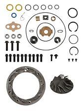6.0L 05.5-07 Ford Powerstroke Turbo Rebuild Kit Cast Wheel Vanes