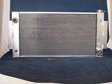 1955- 1957 chevy v-8  aluminum radiator cross flow cools 800 hp no problem