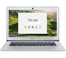 "ACER CB3-431 14"" Full HD Chromebook 4GB RAM  - Silver"