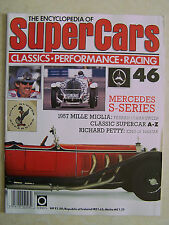 The Encyclopedia of Supercars Issue #46 Mercedes S-Series Richard Petty