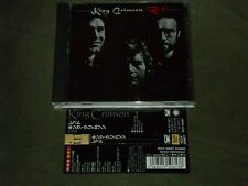 King Crimson Red Japan CD